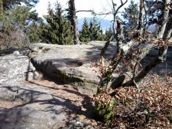 rocher des géants