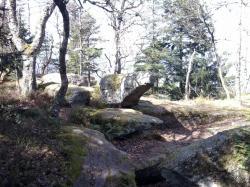 rocher des reptiles